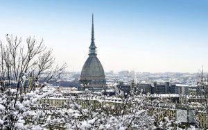 Torino in inverno