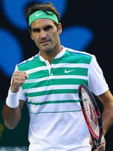 Roger Federer - Tennis